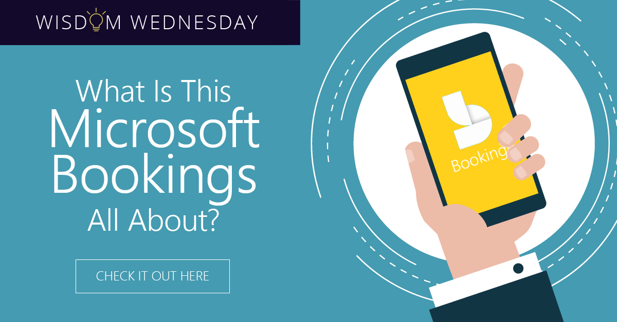 Microsoft Bookings