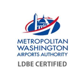Metropolitian Washington Airport Authority LDBE Certified