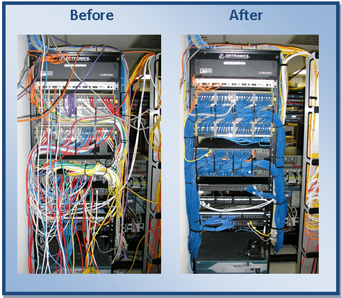network cabling and wiring toledo, perrysburg, maumee argyle itadaptable office moving and office cable installation services