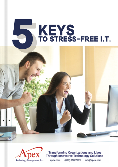 Five-Keys-Stress-Free-IT