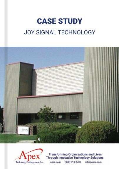 Joy-Signal-Technology