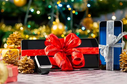Christmas Gift Tech