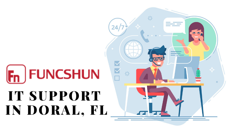 IT Support In Doral, FL
