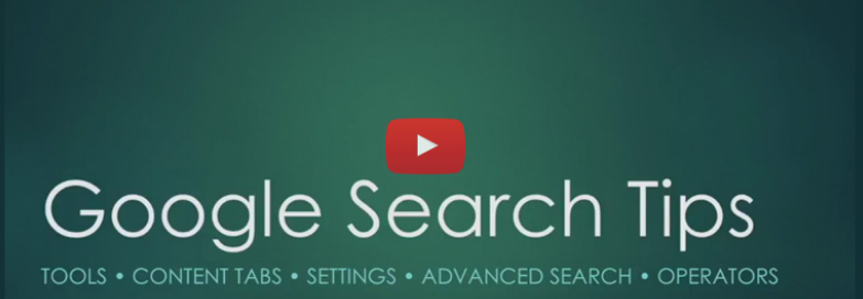 Master Google Search In Just 28 Minutes