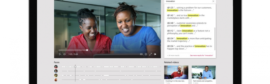 Microsoft Stream now available worldwide—new intelligent features take enterprise video to new heights