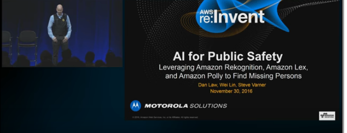 AWS GovCloud (US) and Amazon Rekognition – A Powerful Public Safety Tool