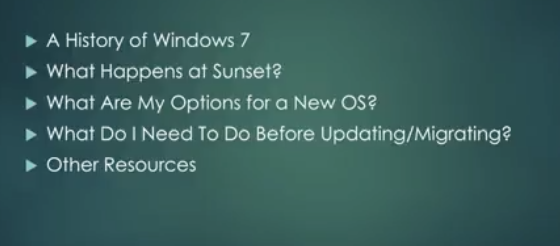 Are You Still Using Windows 7?
