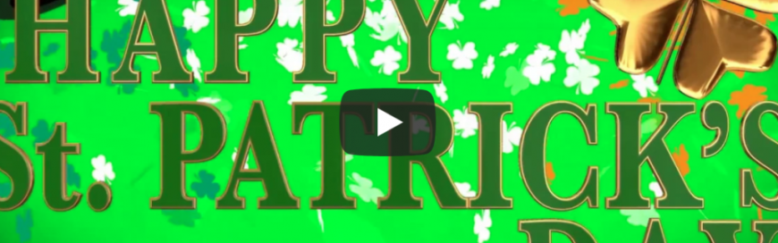 Happy St. Patrick's Day This Sunday