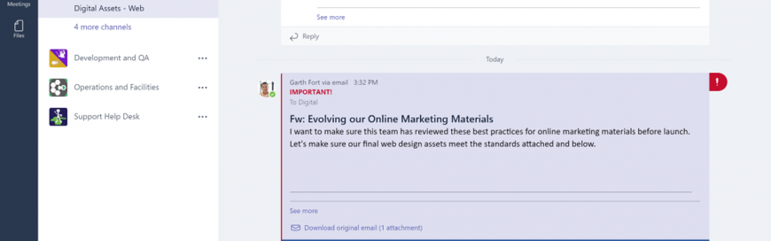 Microsoft Teams rolls out to Office 365 customers worldwide