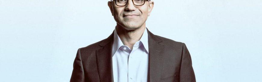 Satya Nadella On Microsoft's New Age Of Intelligence