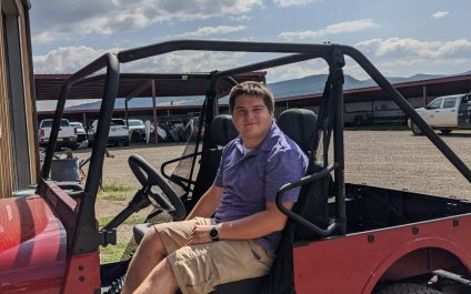 New Employee Introduction – Tanner Lashinsky