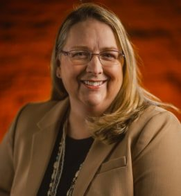 Nancy Laney, President and CEO
