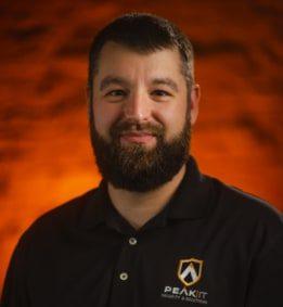Shane Branton, Network Engineer