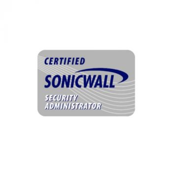 Certified SonicWALL Security Administrator (CSSA)