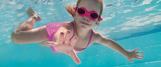 Swimming Lessons - Almaden Swim & Racquet Club, San Jose