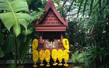 The Spirit House- Each a Singular Sensation