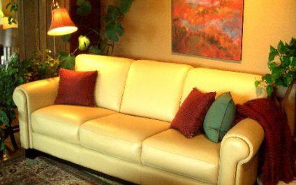 Should Art Match Your Sofa?