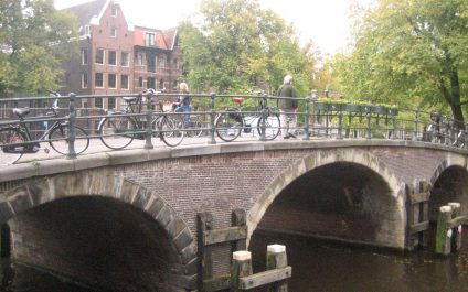 First Day in Amsterdam