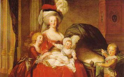 Elisabeth Louise Vigee-Lebrun…A Remarkable Colorist