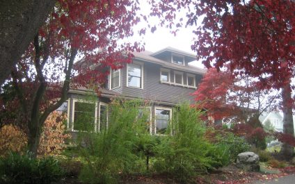 Coordinating Landscape and House Color
