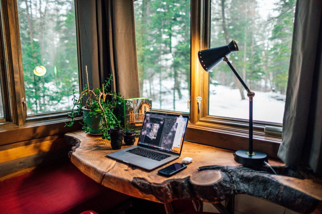 Indoor office