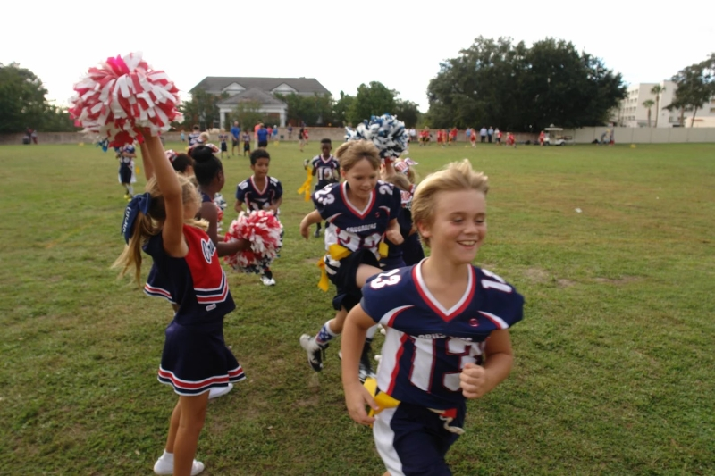 Athletics at Grace Christian School - Ocala, FL
