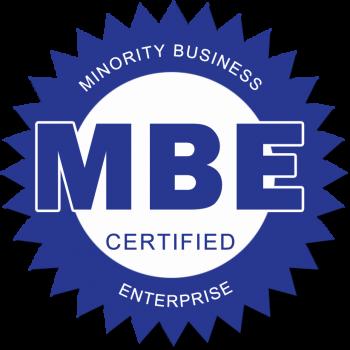 Ceritified Minority Owned Business Enterprise