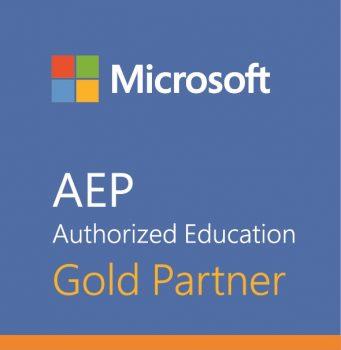 Microsoft Authorized Education Reseller - Gold Partner