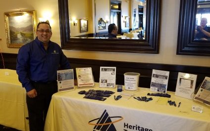 Heritage Technology Solutions sponsored the Chicago Dental Society – West Suburban Chapter CLINIC NIGHT