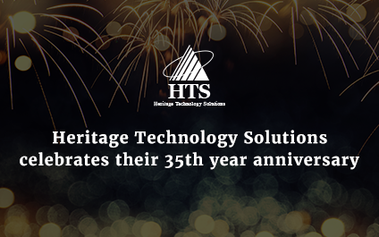Heritage Technology Solutions celebrates their 35th year anniversary
