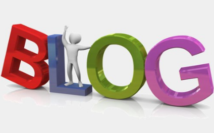 You say… What is a blog?