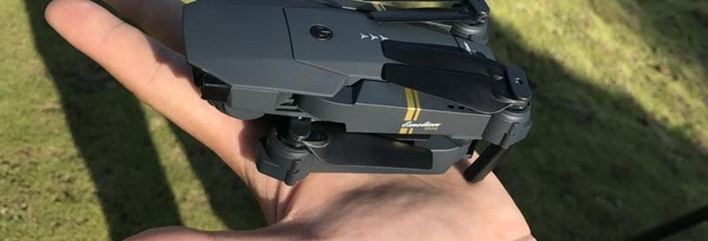 Shiny New Gadget Of The Month: Drone X Pro