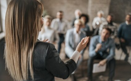 Top Tips For Giving Better Speeches