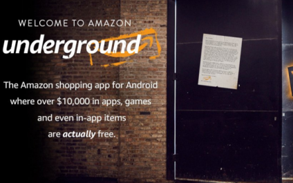 Amazon Underground, 100% Free Android Apps