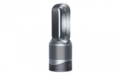 Shiny New Gadget Of The Month: Dyson Pure Hot + Cool Air Purifier