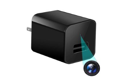 Shiny New Gadget Of The Month: HD Mask Surveillance Camera USB Spy Cam