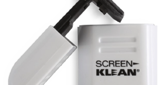 Shiny New Gadget Of The Month: ScreenKlean