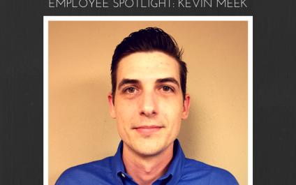 Employee Spotlight: Kevin Meek