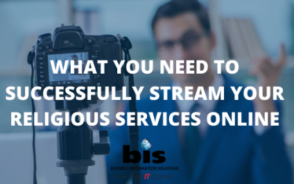 What You Need to Successfully Stream Your Religious Services Online