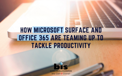A Dream Duo: How Microsoft Surface and Office 365 Are Teaming Up to Tackle Productivity