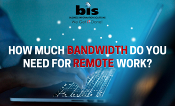 How Much Bandwidth Do You Need for Remote Work?