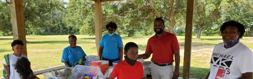 LOCAL IT FIRM, TITLE COMPANY AND NON-PROFIT GET CHILDREN  READY FOR THE UPCOMING SCHOOL YEAR BY RAISING DONATIONS