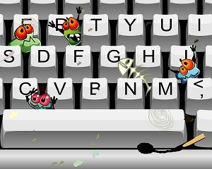 Is Your Keyboard Making You Sick?