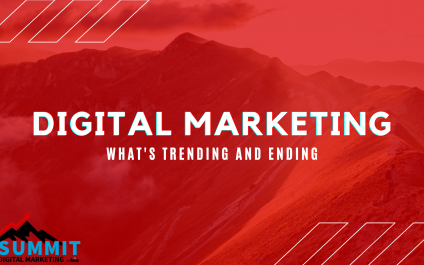 Digital Marketing Trends: What's Trending and What's Ending