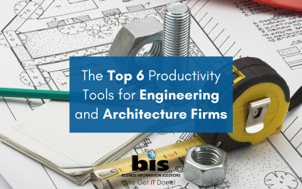 The Top 6 Productivity Tools for Engineering and Architecture Firms