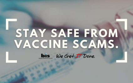 Stay Safe from Vaccine Scams