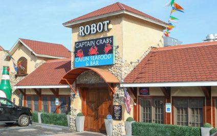 Robot Seafood Café A Tiny First Step.  Enjoy!
