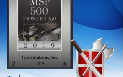 TechSolutions Named to Pioneer 250 List of Top IT Providers in North America