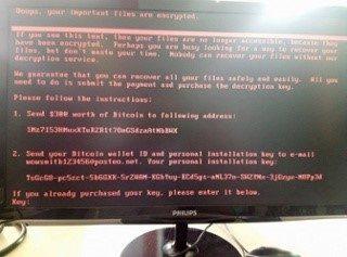 Looks Like A New Worldwide Ransomware Outbreak