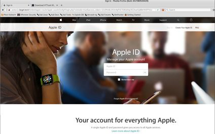 Scam Of The Week: GDPR Phishing Attack with Apple Flavor / Royal Wedding